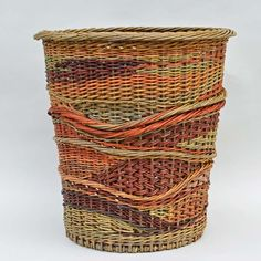 Willow Basketmaker | Dunbar Gardens handcrafted willow baskets by Katherine Lewis, willow basket maker and basketry willow grower in Washington State,USA: