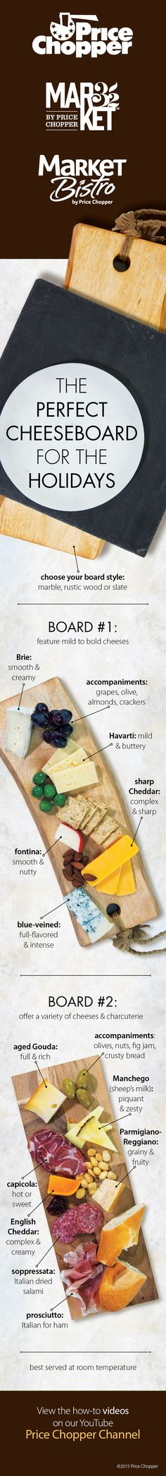 Learn how to make an easy cheese board your whole family will love!