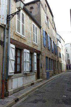 Rue en Langres