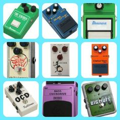 BEST OVERDRIVE PEDAL FOR 2016