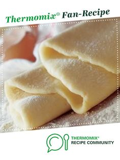 Shortcrust Pastry by Thermomix in Australia. A Thermomix <sup>®</sup> recipe in the category Basics on www.recipecommunity.com.au, the Thermomix <sup>®</sup> Community.