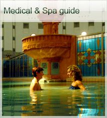 For complete R&R, Piestany Health Spa in Slovakia
