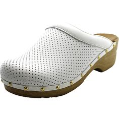 The Dansko Perf Sonja Casual Shoes feature a Leather upper with a Round Toe. The Man-Made outsole lends lasting traction and wear. HOT DEALS. Color: White. Daily Savings of 35-80% off. Sku: 3865910. | eBay!