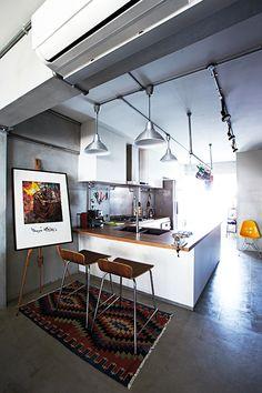 An open concept 3 room HDB flat | Home & Decor Singapore