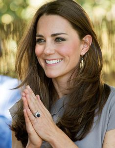 """Kate Middleton. """"Humility is the most important characteristic of a good soul."""" - Deodatta V. Shenai-Khatkhate"""