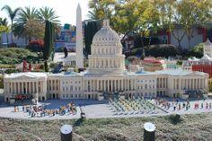 LEGOLAND California Miniland USA | LEGO | Carlsbad