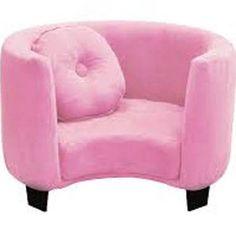 Comfy Kids Club Chair Komfy Kings Color: Pink Micro