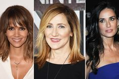We've compiled the hottest medium-length hairstyles and hair styling ideas for women over 50!