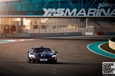 Behind the scenes with the McLaren P1 and Chris Goodwin