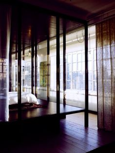 Tribeca Loft in New York City by Fearon Hay Architects
