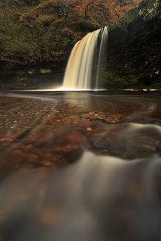 Autumn in the Brecon Beacons
