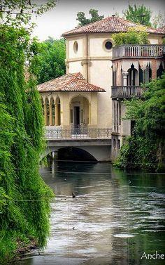 Sacile.. (La piccola Venezia), Italy | Flickr - Photo by Anche*