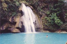 Kawasan Falls, Cebu Island, Phillipines