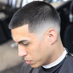 Buzz Cut - Men's haircuts