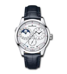 Duomètre Quantième Lunaire | Luxury watches | Jaeger-LeCoultre E-boutique