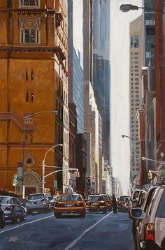 Craig Nelson, Waterhouse Gallery 36 x 24 Oil