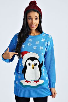 Perfect for the Holiday Sweater Party!