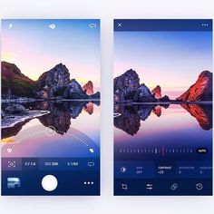 🎥 Camera focus & photo edit screen exploration by Gleb Kuznetsov @glebich    Follow us ➡️ @uitrends for daily UI UX inspiration ⠀  ⠀  #camera #focus #photography #product #creation #mobile #app #studio #canon #digital #trends #app #lighting #www #photoshoot #android #web #technology #ux #ui #capture #automation #geek #appdesign #mytechlife #apple #awwwards #behance #dribbble #create #inspiration