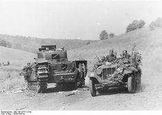 Sd.Kfz.10 leichter Zugkraftwagen (1-ton)