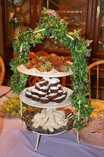 Party Planning Mom: Celebrate Spring Tea Party