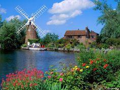 Норфолк, Англия