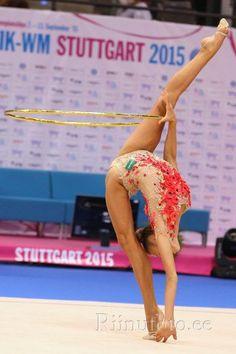 <<Aleksandra Soldatova (Russia) # World Championships 2015, Stuttgart>>