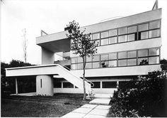 Le Corbusier | Charles-Édouard Jeanneret-Gris (1887-1965) | Villa Stein-de-Monzie a Garches