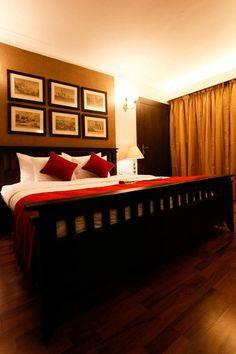 Bedroom Interiors.. #Bradburry #OIADesign #Pune #hotels