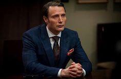 Mads Mikkelson #Hannibal