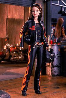 Harley-Davidson® Barbie® Doll