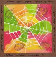 Pavouk Autumn Crafts, Fall Crafts For Kids, Autumn Art, Autumn Theme, Art For Kids, Diy And Crafts, Classroom Art Projects, Art Classroom, Elements Of Art Line