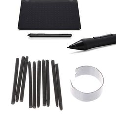 10 Pcs Graphic Drawing Pad Standard Pen Nibs Stylus for Wacom Drawing Pen HOt Wacom Intuos Art, Wacom Pen, Pens For Sale, Free Pen, Wacom Bamboo, Drawing Tablet, Digital Tablet, Pen Nib, Black Stainless Steel