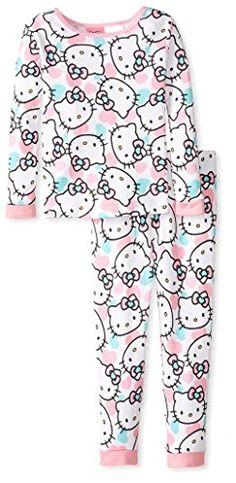 Power Puff Girls Purple Soft Knit top and Purple Pants Pajama Set