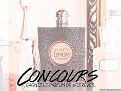 parfum concours