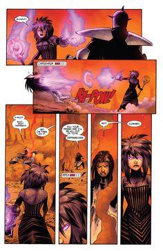 Comics, Comics Everywhere! Runaways Comic, Runaways Marvel, Batgirl, Catwoman, Beast Boy, Soul Sisters, Comic Page, Manga, Running Away