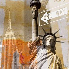 New York II de Gery Luger