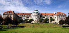 Szczawno-Jedlina health resort