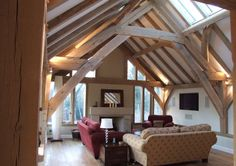 1000 images about grand house designs on pinterest for Cruck frame house plans