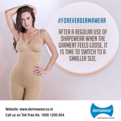 #ForeverDermawear Know your #shapewear with #Dermawear