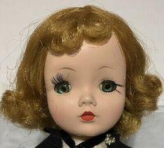 Madame Alexander Cissy Hard Plastic Articulated Vintage 55 Doll Secretary Outfit | eBay Secretary Outfits, Dolls For Sale, Madame Alexander, Collector Dolls, Plastic, Ebay, Vintage, Vintage Comics