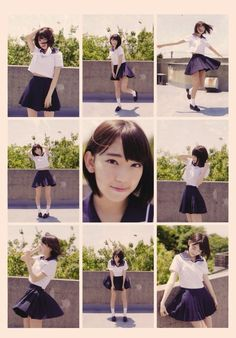 JIPX(Japan Idol Paradise X) :: HKT48 Sakura Miyawaki Change of My Life on WPB Magazine