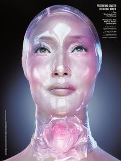 #plastic #fashion #makeup