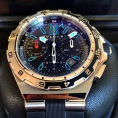 Bvlgari PuristSPro P10 Limited Edition. C. 2011 to 2012.
