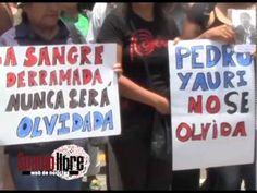 VIDEO. Activistas Derechos Humanos protestan ante fallo Villa Stein