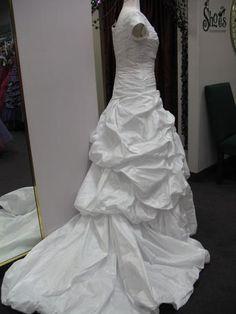 Helene-2059M Modest Wedding Dress