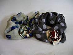 Foulard - Necklaces
