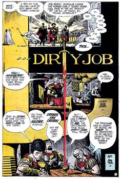 Cloud 109: 'Dirty Job' - Toth and Haney - And One of the Greatest Stories Ever Told.