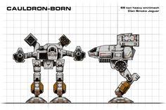 Cauldron-Born Blueprint by Walter-NEST.deviantart.com
