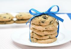 """""""Not Guilty"""" Chocolate-Chip Cookies 
