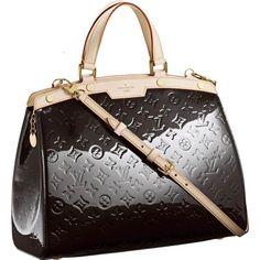 Louis Vuitton Outlet Monogram Vernis Brea GM M91453